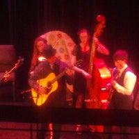 Photo taken at McPherson Opera House by Doug E. on 4/14/2013
