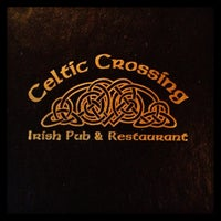 Photo taken at Celtic Crossing by Katie on 7/2/2013
