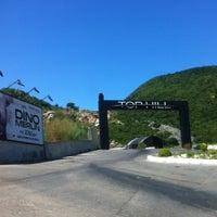 top hill nightclub in budva