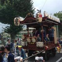 Photo taken at 相模原市立 上溝小学校 by Toru O. on 7/28/2013