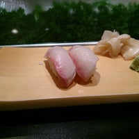 Photo taken at UTAGE Sushi & Japanese Cuisine by Jun K. on 8/25/2013