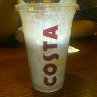 Photo taken at Costa Coffee by Andrew E. on 9/21/2012