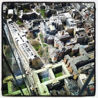 Photo taken at The View from The Shard by Aleksandr T. on 4/29/2013