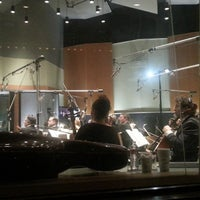 Photo taken at Capitol Studios & Mastering by Mark M. on 3/3/2014