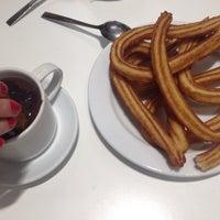 Photo taken at Cafetería-Restaurante Hotel Europa by Katarína T. on 5/12/2016