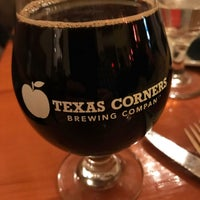 Photo taken at Texas Corners Brewing Company by Scott V. on 1/7/2018