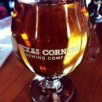 Photo taken at Texas Corners Brewing Company by Scott V. on 3/30/2018