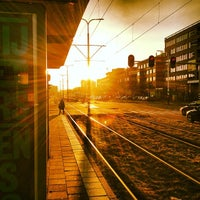 Photo taken at Tramhalte Patentlaan by Toni S. on 2/3/2014