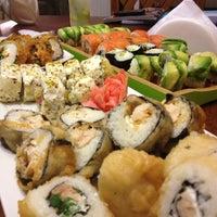 Photo taken at Yoko Sushi by Julio P. on 9/26/2012