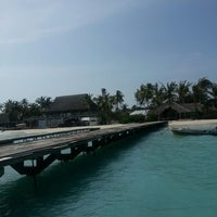 Photo taken at Velaa Private Island Maldives by xajil A. on 7/14/2013