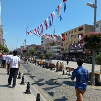 Photo taken at Sultanbeyli by Svsozyldrm on 7/21/2013