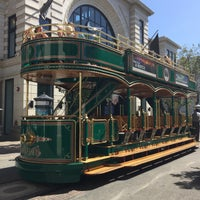 Photo taken at The Trolley At The Grove by Catalin A. on 9/23/2016