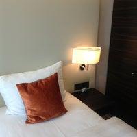 Das Foto wurde bei Radisson Blu Hotel Leipzig von Catalin A. am 7/25/2013 aufgenommen