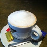 Photo taken at Le Cafe De La Paix by Laurent R. on 3/22/2013