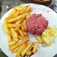 Photo taken at Le Cafe De La Paix by Laurent R. on 3/19/2014