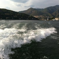 Photo taken at Cernobbio by Marco C. on 9/23/2012