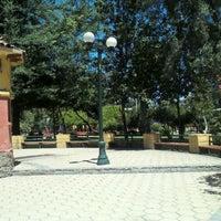 Foto tomada en Plaza Ñuñoa por José Luis el 12/26/2012