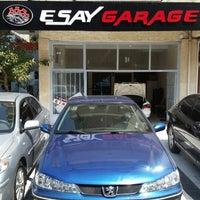 Photo taken at ESAY GARAGE by Aydogar E. on 9/5/2014