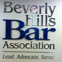Photo taken at Beverly Hills Bar Association by Judie P. on 2/20/2013