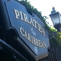 Photo taken at Pirates of the Caribbean by Jeffrey P. on 7/28/2013