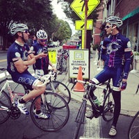 Photo taken at The Runcible Spoon by Team Sixcycle R. on 9/29/2012