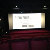 Photo prise au Pathé Beaux-arts par Arnaud G. le1/2/2013