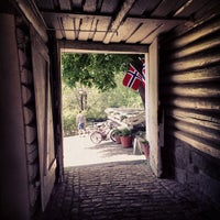 Photo taken at Frogner Hovedgård by Anna I. on 7/7/2013