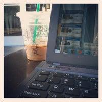 Photo taken at Starbucks by Morgan H. on 10/9/2012