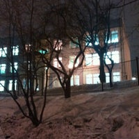 Photo taken at Школа № 1400 (2) by Anna M. on 2/8/2013