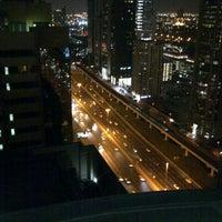 Photo taken at Towers Rotana Hotel by RaaZ K. on 12/17/2012