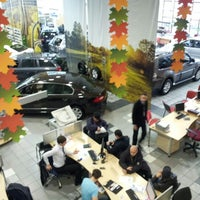 Снимок сделан в РОЛЬФ Витебский Ford пользователем Геннадий Т. 11/2/2012
