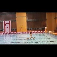5/23/2014 tarihinde Melis C.ziyaretçi tarafından NEU Swimming Pool'de çekilen fotoğraf