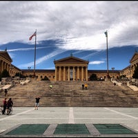 Photo taken at Philadelphia Museum of Art by Bertrand on 10/12/2012