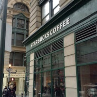 Photo taken at Starbucks by Morgan A. J. on 3/11/2013