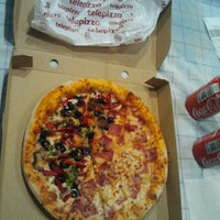 Photo taken at Telepizza Manlleu by Toni C. on 12/8/2012