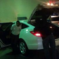 Photo taken at Honda World Downey by Bradley S. on 11/21/2012
