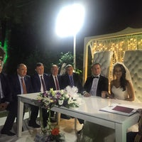 Photo taken at Balçova Termal Otel Palmiye Düğün Alanı by FatihOzfatura .. on 10/3/2015