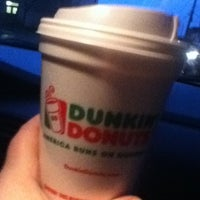 Photo taken at Dunkin' Donuts by Porcha G. on 12/24/2012