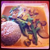 Photo taken at Bangkok Cusine by Sam M. on 10/23/2012