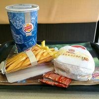 Photo taken at Burger King by Grégoire C. on 8/23/2013