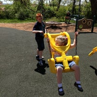Photo taken at Can-Do Playground by Joe Z. on 5/4/2013