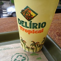 Photo taken at Delírio Tropical by Romulo P. on 1/11/2013