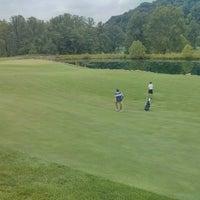 Photo taken at Pete Dye Golf Club by David O. on 8/8/2014