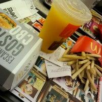 Photo taken at McDonald's by Pâmela F. on 10/30/2012