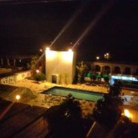 Foto tirada no(a) Laje de Pedra Resort Hotel por Jo L. em 1/14/2013