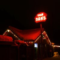 Photo taken at The Oaks, A Casual Eatery by Mark M. on 1/29/2014