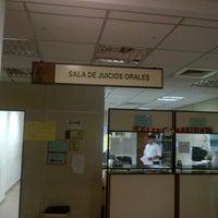 Photo taken at Palacio de Justicia - San Lorenzo by Fernando C. on 11/19/2012