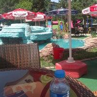 5/31/2013 tarihinde Eray S.ziyaretçi tarafından Türkoloji Cafe & Park'de çekilen fotoğraf