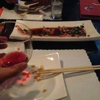 Photo taken at Tsuki Sushi & Bar by Osman J B. on 4/5/2013