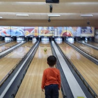 Photo taken at AMF Wantagh Lanes by Mike M. on 1/20/2014